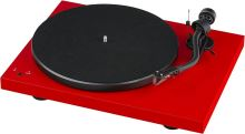 Pro-Ject Debut SB S-Shape Red + 2M-Red