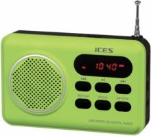 Lenco ICES IMPRO-112 Green